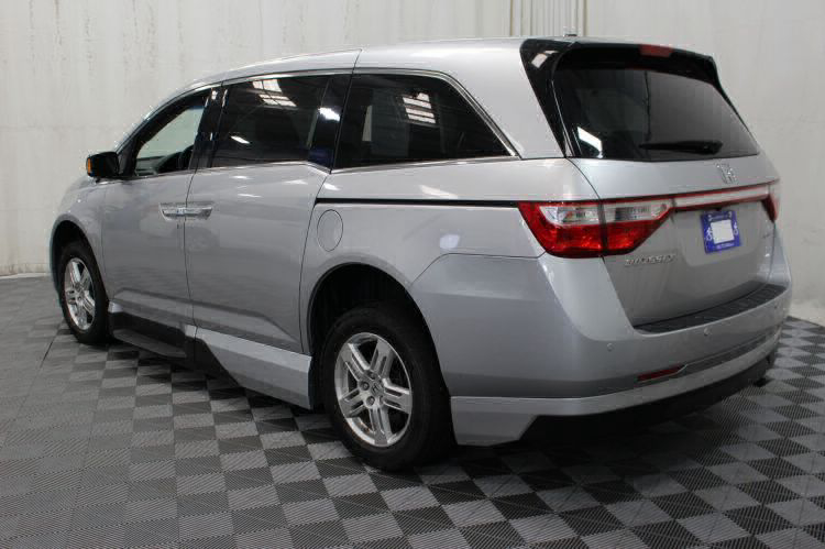 2012 Honda Odyssey Touring Elite Wheelchair Van For Sale #10