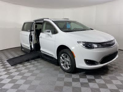 New Wheelchair Van for Sale - 2018 Chrysler Pacifica Limited Wheelchair Accessible Van VIN: 2C4RC1GG6JR252012