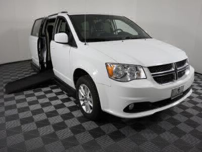 New Wheelchair Van for Sale - 2018 Dodge Grand Caravan SXT Wheelchair Accessible Van VIN: 2C4RDGCG8JR205666