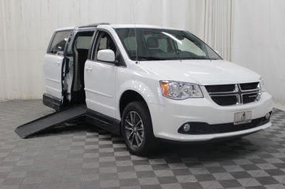 New Wheelchair Van for Sale - 2017 Dodge Grand Caravan SXT Wheelchair Accessible Van VIN: 2C4RDGCG5HR747026