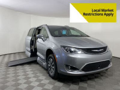 Handicap Van for Sale - 2020 Chrysler Pacifica Touring-L Plus Wheelchair Accessible Van VIN: 2C4RC1EG1LR217092
