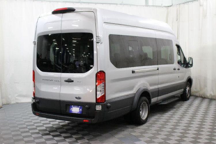 2018 Ford Transit Wagon 350 XLT-HD 15 Wheelchair Van For Sale #13