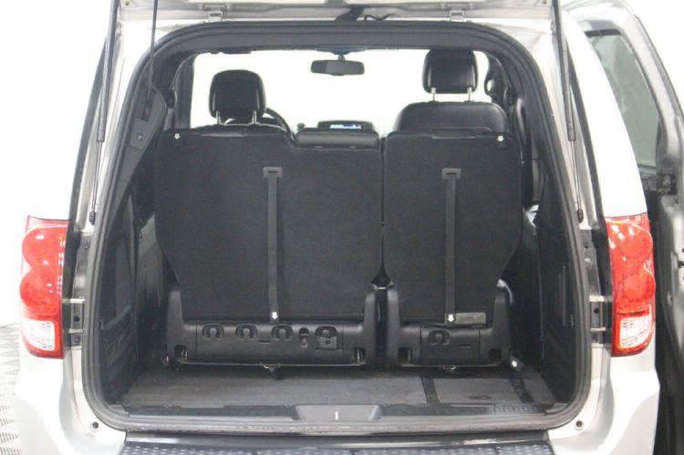 2012 Dodge Grand Caravan R/T Wheelchair Van For Sale #6