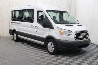 Commercial Wheelchair Vans for Sale - 2017 Ford Transit Passenger 350 XLT ADA Compliant Vehicle VIN: 1FBAX2CM1HKB13793