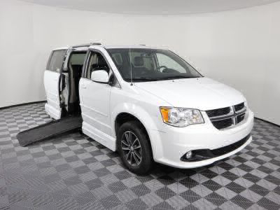 Used Wheelchair Van for Sale - 2017 Dodge Grand Caravan SXT Wheelchair Accessible Van VIN: 2C4RDGCG9HR698963