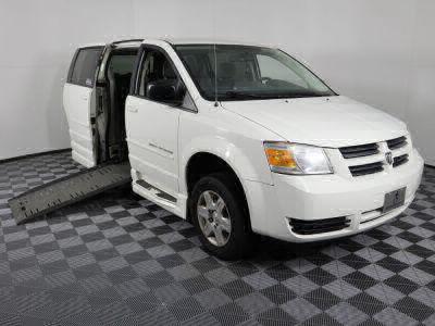 Used Wheelchair Van for Sale - 2010 Dodge Grand Caravan SE Wheelchair Accessible Van VIN: 2D4RN4DE3AR167663