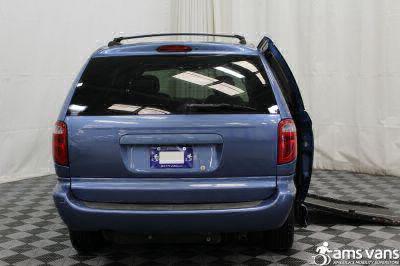 2007 Dodge Grand Caravan Wheelchair Van For Sale -- Thumb #4