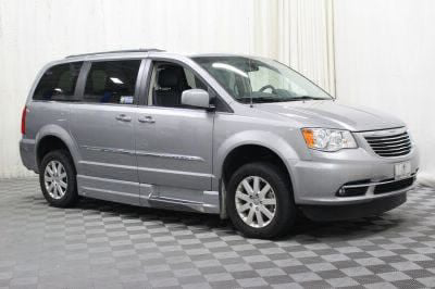 Used 2016 Chrysler Town & Country Touring Wheelchair Van