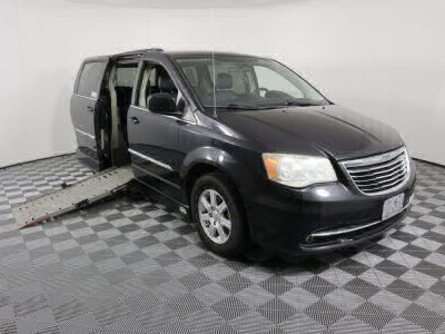 Used Wheelchair Van for Sale - 2011 Chrysler Town & Country Touring Edition Wheelchair Accessible Van VIN: 2A4RR5DG1BR665705