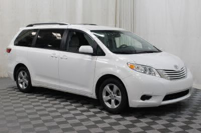 New Wheelchair Van for Sale - 2017 Toyota Sienna LE Wheelchair Accessible Van VIN: 5TDKZ3DC1HS820956
