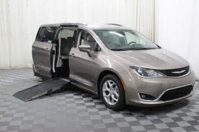 New Wheelchair Van for Sale - 2017 Chrysler Pacifica Touring-L Plus Wheelchair Accessible Van VIN: 2C4RC1EG1HR591726
