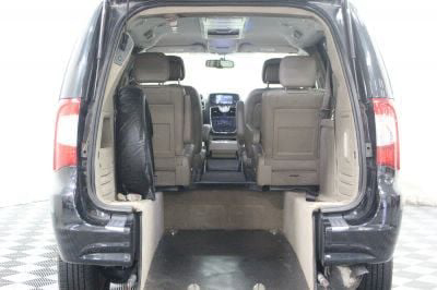 2014 Chrysler Town and Country Wheelchair Van For Sale -- Thumb #2