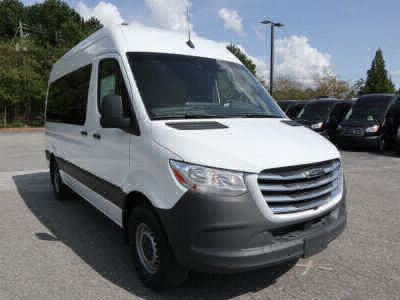 Commercial Wheelchair Vans for Sale - 2020 Freightliner Sprinter 2500 ADA Compliant Vehicle VIN: W2Z4EFHY1LT028127