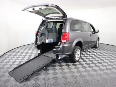 New Wheelchair Van for Sale - 2018 Dodge Grand Caravan SXT Wheelchair Accessible Van VIN: 2C4RDGCG0JR328488