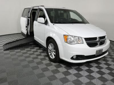New Wheelchair Van for Sale - 2019 Dodge Grand Caravan SXT Wheelchair Accessible Van VIN: 2C4RDGCG5KR725745