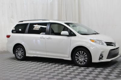 New 2018 Toyota Sienna XLE Premium Wheelchair Van