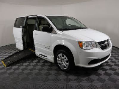Used Wheelchair Van for Sale - 2015 Dodge Grand Caravan SE Wheelchair Accessible Van VIN: 2C7WDGBG0FR634346