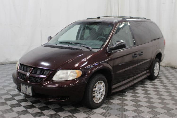 2004 Dodge Grand Caravan SE Wheelchair Van For Sale #29