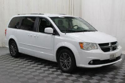 Commercial Wheelchair Vans for Sale - 2017 Dodge Grand Caravan SXT ADA Compliant Vehicle VIN: 2C4RDGCG2HR818280