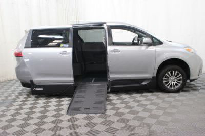 New Wheelchair Van for Sale - 2018 Toyota Sienna XLE Wheelchair Accessible Van VIN: 5TDYZ3DC2JS927191