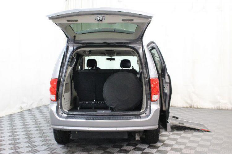 2013 Dodge Grand Caravan SXT Wheelchair Van For Sale #5