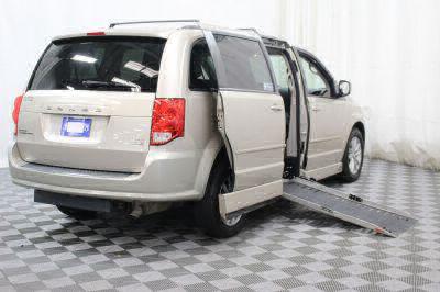Used Wheelchair Van for Sale - 2014 Dodge Grand Caravan SXT Wheelchair Accessible Van VIN: 2C4RDGCG1ER477515