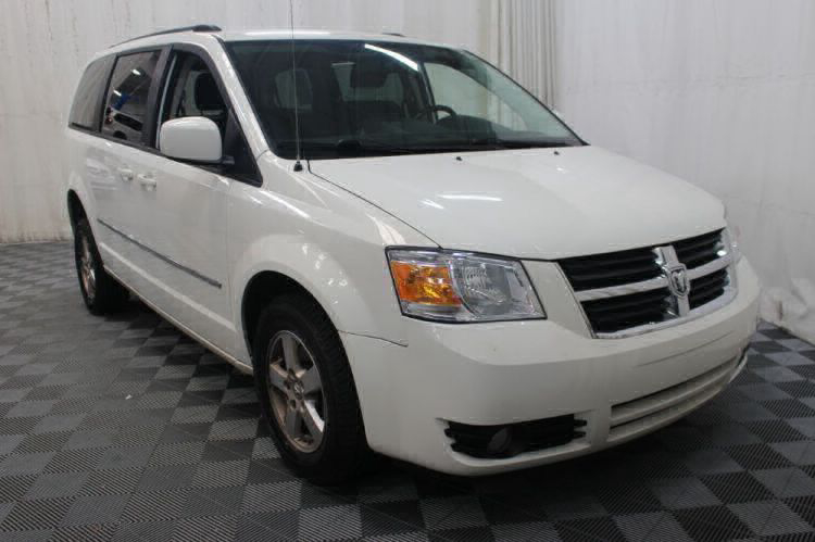 2010 Dodge Grand Caravan SXT Wheelchair Van For Sale #1
