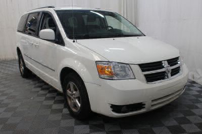 Commercial Wheelchair Vans for Sale - 2010 Dodge Grand Caravan SXT ADA Compliant Vehicle VIN: 2D4RN5D16AR201405