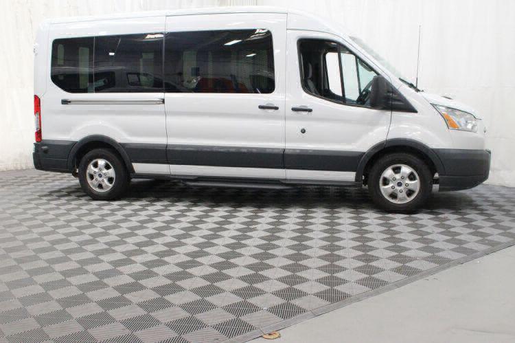 2017 Ford Transit Passenger 350 XLT 15 Wheelchair Van For Sale #8