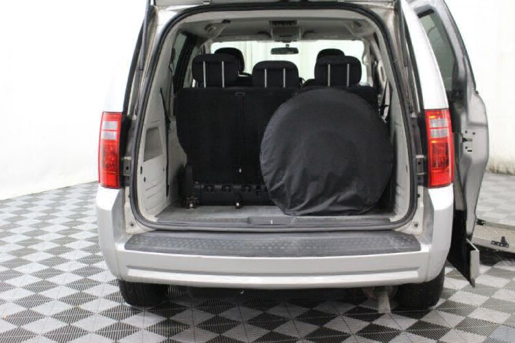 2010 Dodge Grand Caravan SXT Wheelchair Van For Sale #6