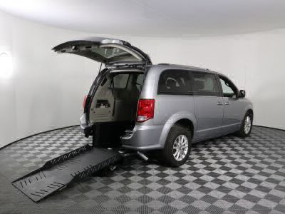 New Wheelchair Van for Sale - 2019 Dodge Grand Caravan SXT Wheelchair Accessible Van VIN: 2C4RDGCG7KR566257