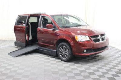 New Wheelchair Van for Sale - 2017 Dodge Grand Caravan SXT Wheelchair Accessible Van VIN: 2C4RDGCG9HR861384