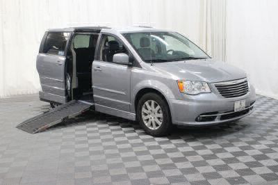 Used Wheelchair Van for Sale - 2015 Chrysler Town & Country Touring Wheelchair Accessible Van VIN: 2C4RC1BG6FR544497