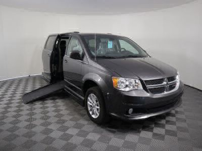 New Wheelchair Van for Sale - 2019 Dodge Grand Caravan SXT Wheelchair Accessible Van VIN: 2C4RDGCG9KR608072