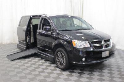 Used Wheelchair Van for Sale - 2017 Dodge Grand Caravan SXT Wheelchair Accessible Van VIN: 2C4RDGCG1HR857930