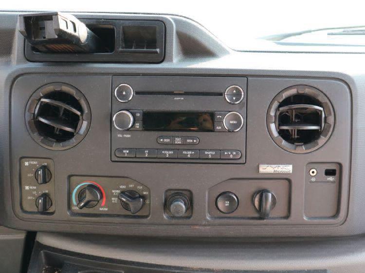 2012 Ford Econoline E150 E-150 Wheelchair Van For Sale #20