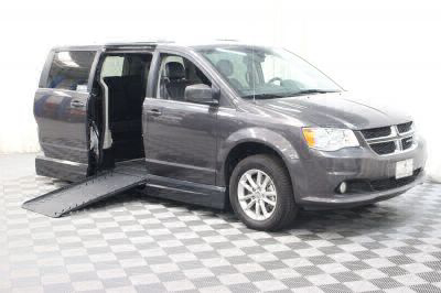 New Wheelchair Van for Sale - 2018 Dodge Grand Caravan SXT Wheelchair Accessible Van VIN: 2C4RDGCG7JR268399