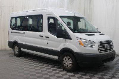 Commercial Wheelchair Vans for Sale - 2017 Ford Transit Passenger 350 XLT ADA Compliant Vehicle VIN: 1FBAX2CM1HKB13809