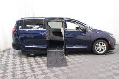 Handicap Van for Sale - 2017 Chrysler Pacifica Touring-L Plus Wheelchair Accessible Van VIN: 2C4RC1EG4HR756832