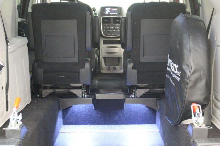 2014 Dodge Grand Caravan SE Wheelchair Van For Sale #6