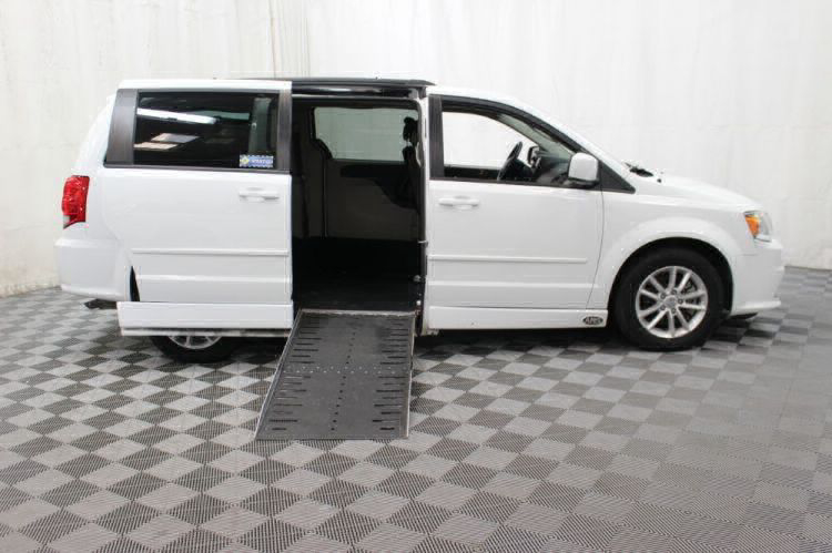 2015 Dodge Grand Caravan SXT Wheelchair Van For Sale #2