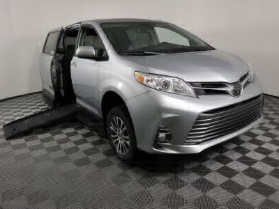 New Wheelchair Van for Sale - 2019 Toyota Sienna XLE Wheelchair Accessible Van VIN: 5TDYZ3DC8KS974808