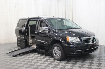 0d3bb7510c 2016 Used Wheelchair Van for Sale - 2016 Chrysler Town   Country Touring-L Wheelchair  Accessible