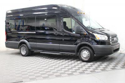 Used 2017 Ford Transit Wagon 350HD XLT EL 15 Wheelchair Van