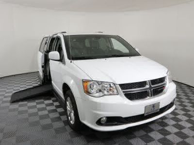 New Wheelchair Van for Sale - 2019 Dodge Grand Caravan SXT Wheelchair Accessible Van VIN: 2C4RDGCG8KR713086