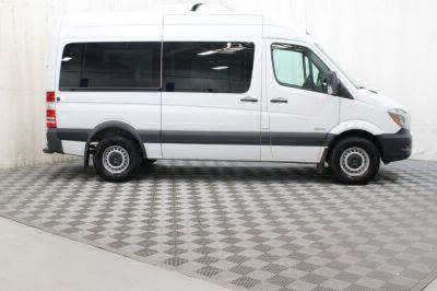 2016 Mercedes-Benz Sprinter Wheelchair Van For Sale -- Thumb #1