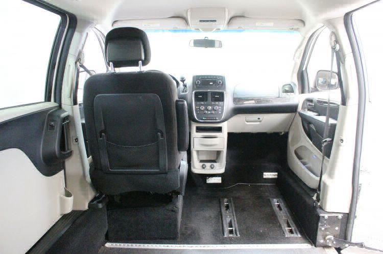2012 Dodge Grand Caravan SXT Wheelchair Van For Sale #7