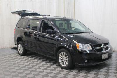 2018 Dodge Grand Caravan Wheelchair Van For Sale