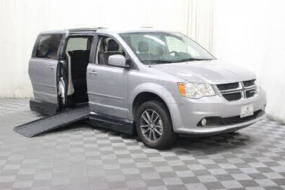 New Wheelchair Van for Sale - 2017 Dodge Grand Caravan SXT Wheelchair Accessible Van VIN: 2C4RDGCG7HR807677