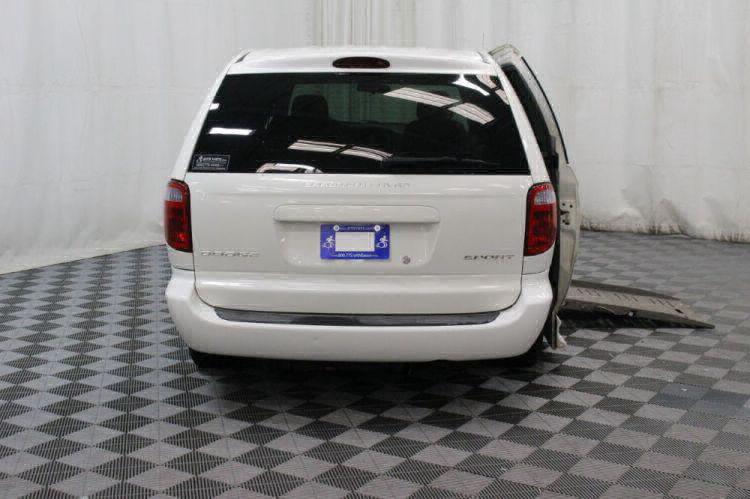 2002 Dodge Grand Caravan Sport Wheelchair Van For Sale #8